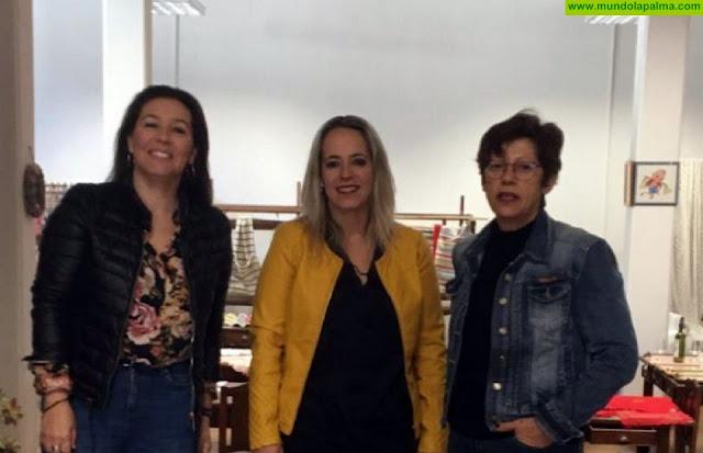 El Ayuntamiento de Fuencaliente pone en valor el trabajo de los artesanos y artesanas del municipio