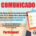 Comunicado da Prefeitura de Piritiba-BA