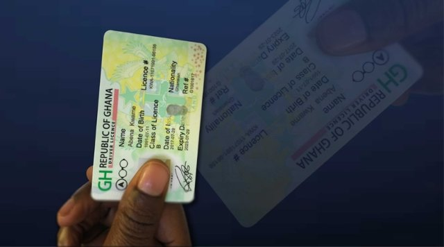 Ghana launches West Africa's first smart drivers' license today
