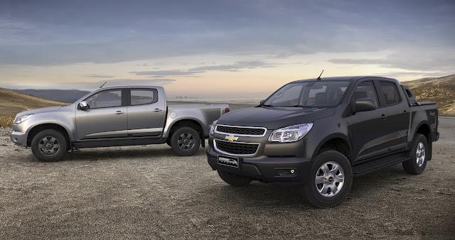 Nova GM S10 2018 Advantage: versão por R$ 92.990