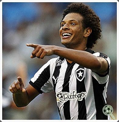 Willian Arão Botafogo