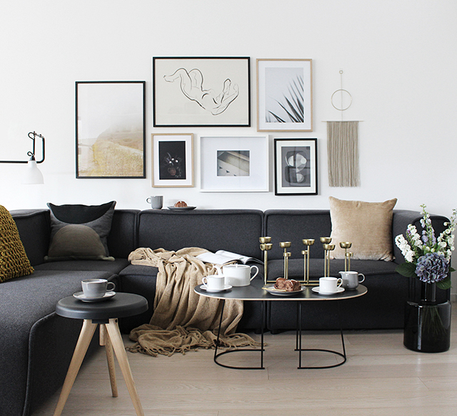 Creating a cosy living room with marks spencer the - Marks and spencer living room ideas ...