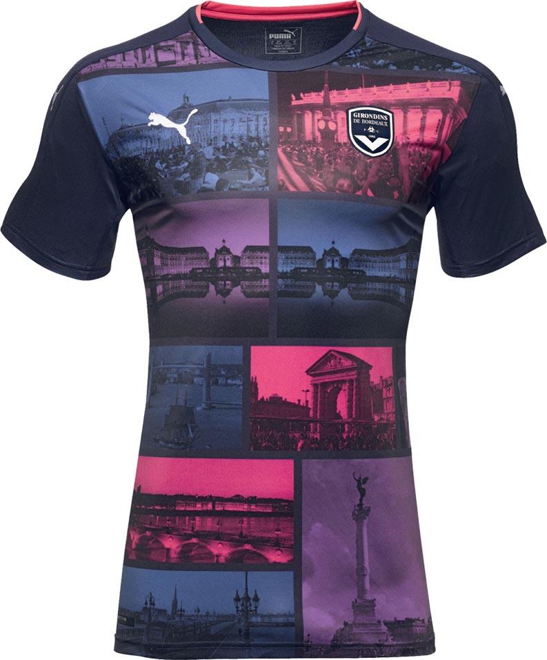 Výsledok vyhľadávania obrázkov pre dopyt Girondins Bordeaux third jersey