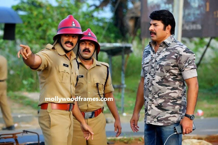 Mammootty's 'Fireman' to douse different genre