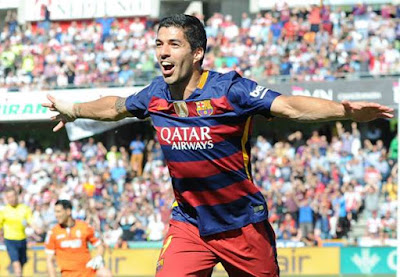 Suarez Set to Sign New Six-Year Barcelona Contract