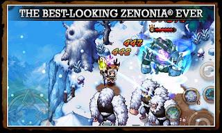 ZENONIA® 4 v1.2.1 Mega Mod