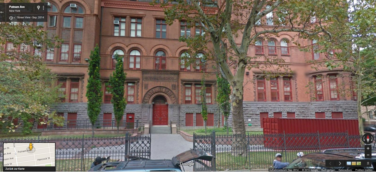 new york history geschichte the knick erbocker hospital. Black Bedroom Furniture Sets. Home Design Ideas
