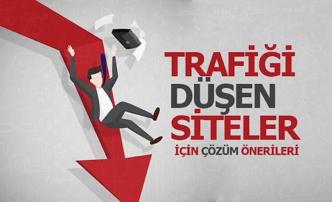 Sitenizde ziyaretçi trafiği mi azalıyor? Nedenleri tespit edin