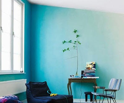 chagrin and bear it quick and easy room updates they lied ombre paint your bedroom they. Black Bedroom Furniture Sets. Home Design Ideas
