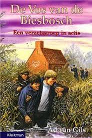 Vos van de Biesbosch
