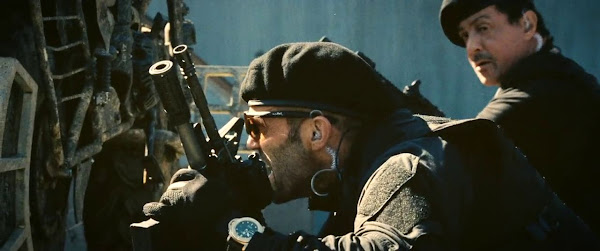 Single Resumable Download Link For Hollywood Movie The Expendables 2 (2012) In  Dual Audio