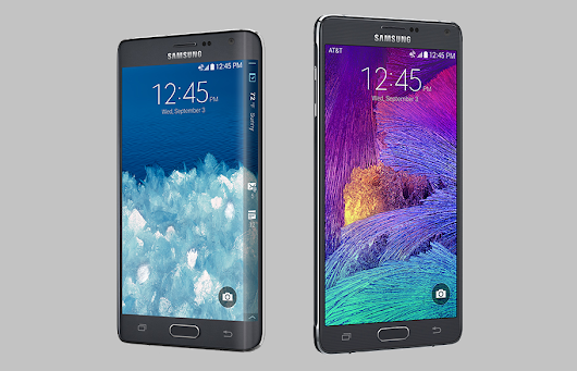 Samsung Galaxy Note 4 & Note Edge Review