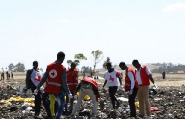 Bodies of crash victims will take days to release — Ethiopian airline