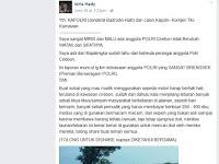 Sebarkan !! Tingkah Polisi Cirebon Dinilai Meresahkan Pemudik, Kapolri Diminta Bertindak