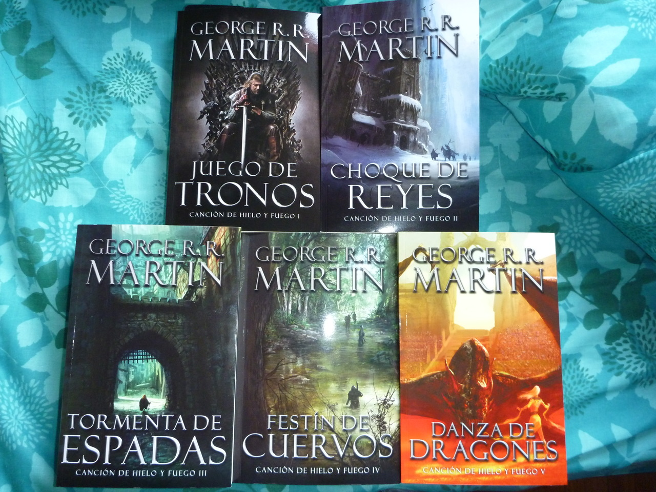 George Rr Martin Libros Game Of Thrones Game Of Thrones Entrevista 1999 De George R R Martin