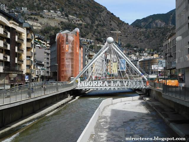 Андорра-ла-Велья - Парижский мост