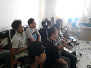 Pelatihan Internet Marketing Berbasis TIK Kantor ARPUS Kab. Indramayu