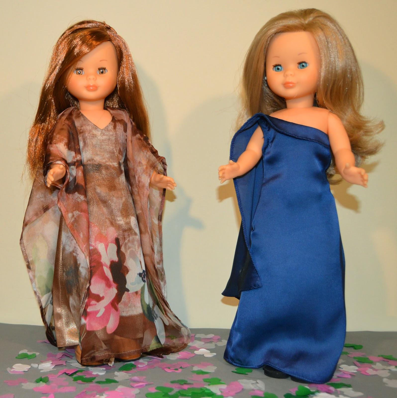 c82d684aa66 Siguiendo con mi colección de vestidos para Nancy de Grandes Diseñadores