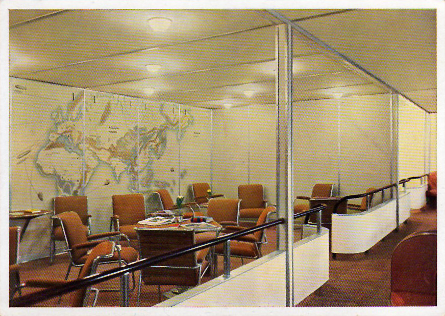 Inside The Hindenburg Rare Vintage Photographs Reveal What Luxury Air Travel Was Like In The 1930s Vintage Everyday