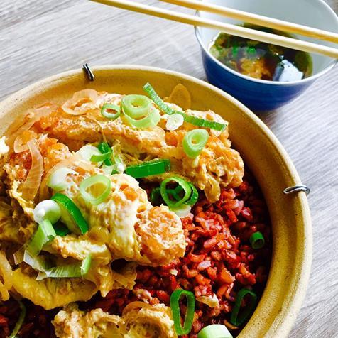 Huhn Katsudon | Daddy Doogie\'s Küche