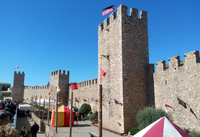 Montblanc, a peu de muralla