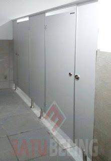 Cubicle Toilet di Wilayah PTC Surabaya