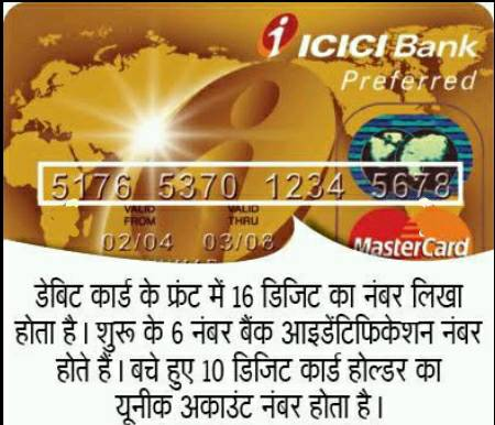"Bank Identification"" number"