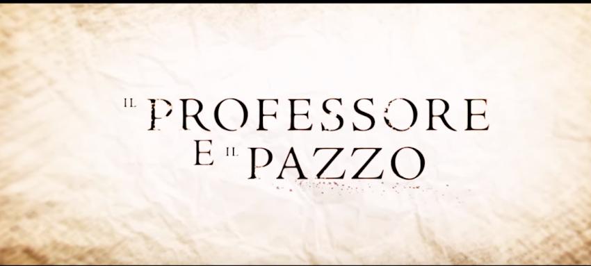"""Il professore e il pazzo (Mel Gibson, Sean Penn) - Scena in italiano """"Volontario"""""""