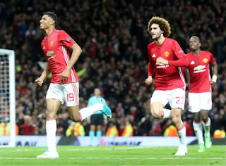 UEL Recap : Rashford To The Rescue
