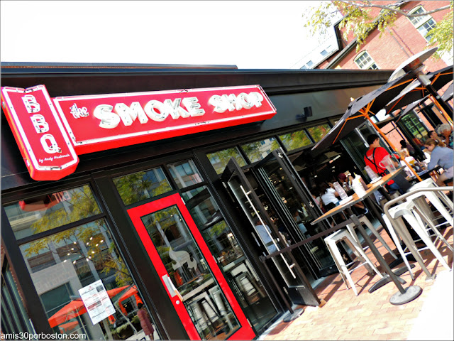 Boston Dine Out: The Smoke Shop BBQ