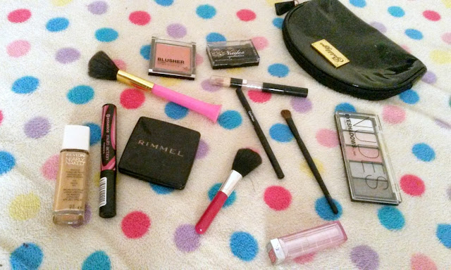My favourite makeup products