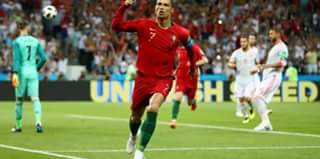 Christiano Ronaldo Highlighted The Efforts Of His Teammate In The Draw Match Against Spain