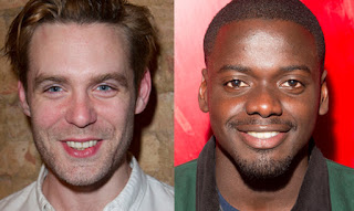 Luke Norris, Daniel Kaluuya, Poldark, The Young Vic, Blue/Orange