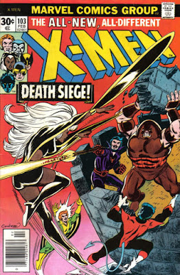 X-Men #103, The Juggernaut