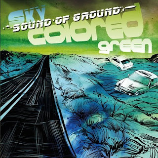 Sound of Ground - Sky colored Green