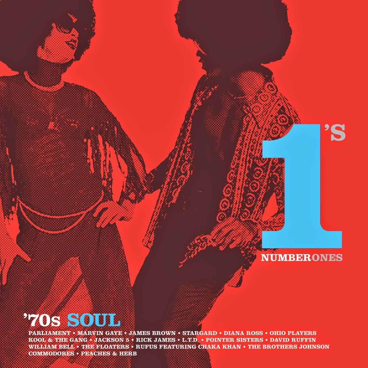 70s Soul Number 1's | O Som Dos Prado's