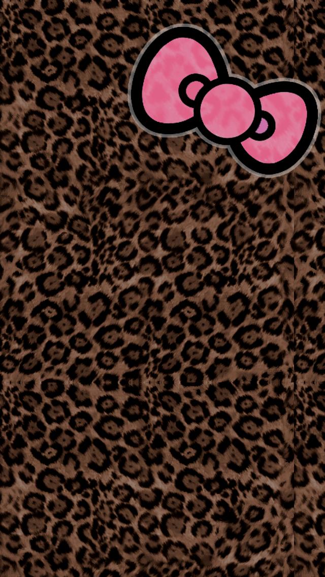 Cheetah print wallpaper for iphone