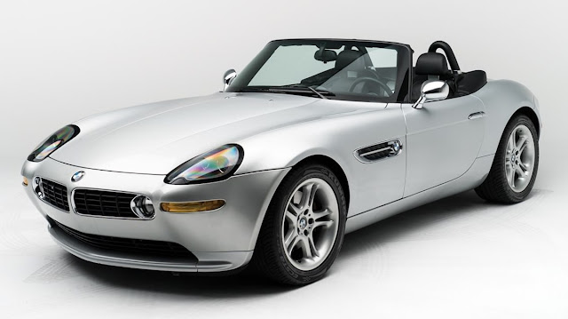 スティーブ・ジョブズ 愛車 BMW Z8