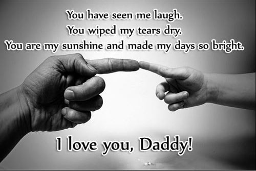 Famous Father's Day Greeting Card Sayings