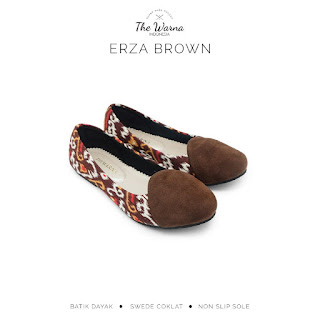 ERZA BROWN THE WARNA