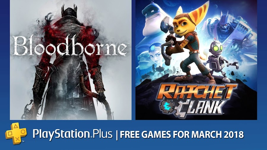 playstation plus free games march 2018
