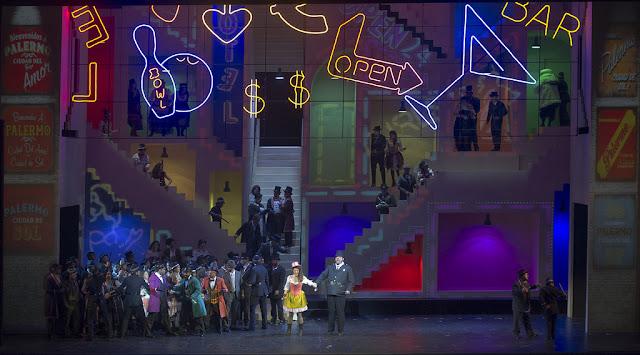 La última función de la ópera La prohibición de amar se transmitirá por streaming