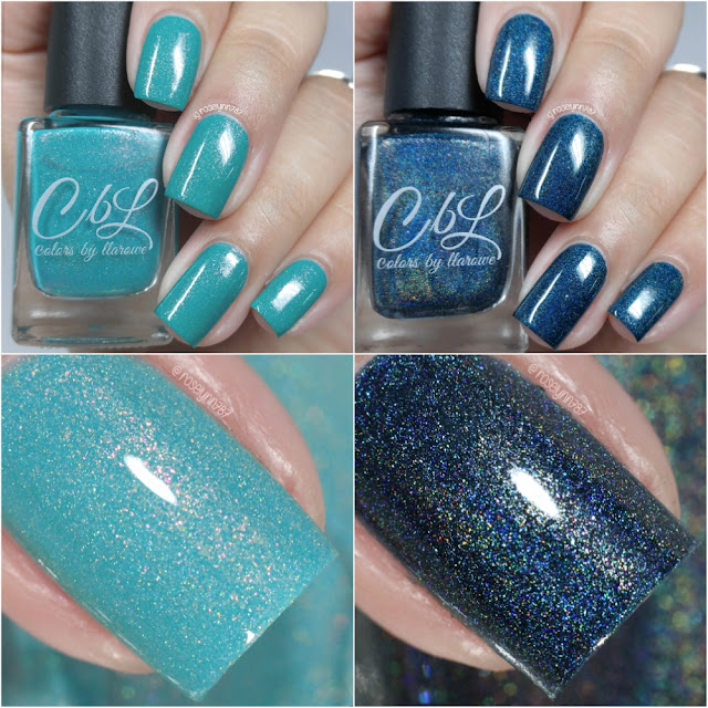 Colors By Llarowe: Vegas 2016 & September PotM