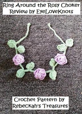 crochet choker pattern