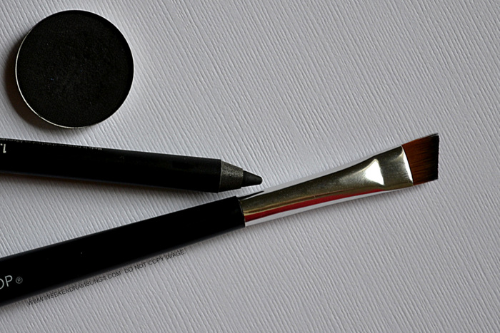 Pro Angled Eyeliner Brush by NYX Professional Makeup #21