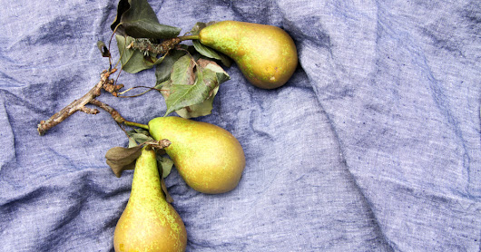 A Lioness You: Give pears a chance