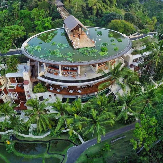 Four Seasons Resort Sayan, Bali, Indonesia.