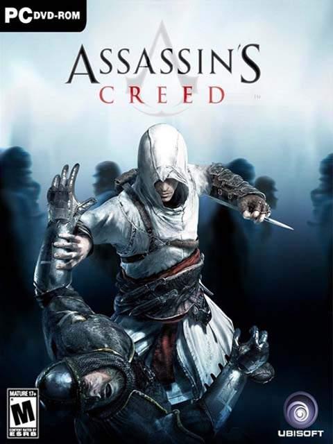تحميل لعبة Assassin's Creed 1 مضغوطة كاملة بروابط مباشرة مجانا