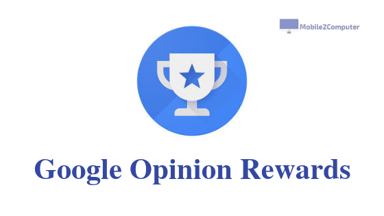 Google Opinion Rewards - Earn Free Google Play Credit | Buy Apps and Games for free