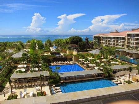 Experience staying at Mulia Resort Nusa Dua, Bali